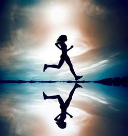 woman-running